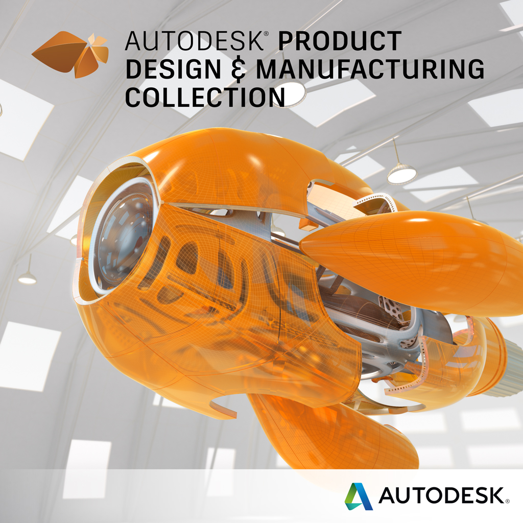 Autodesk Collection de diseño de productos y fabricación