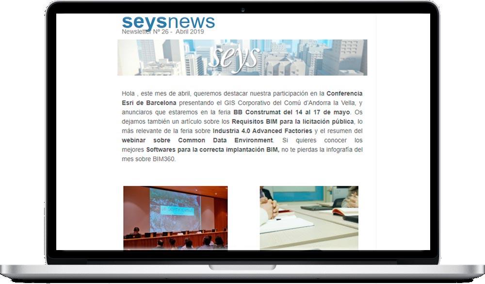 seysnews abril newsletter seys