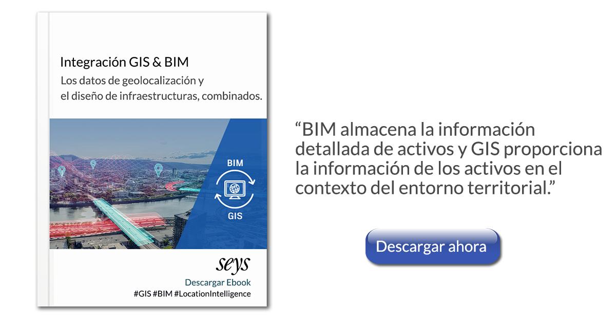 Integración GIS-BIM
