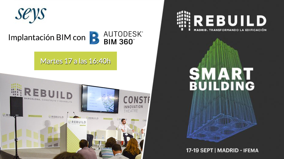 Sesión de implantación BIM con tecnología Autodesk